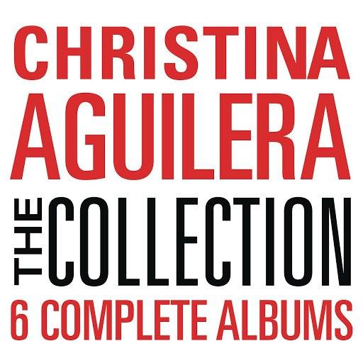 Christina Aguilera альбом The Collection