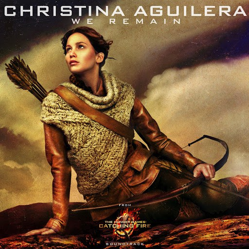 """Christina Aguilera альбом We Remain (From """"The Hunger Games: Catching Fire"""" Soundtrack)"""