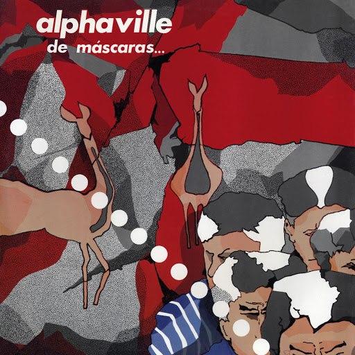 Alphaville альбом Heroes de los 80. De mascaras... y enigmas