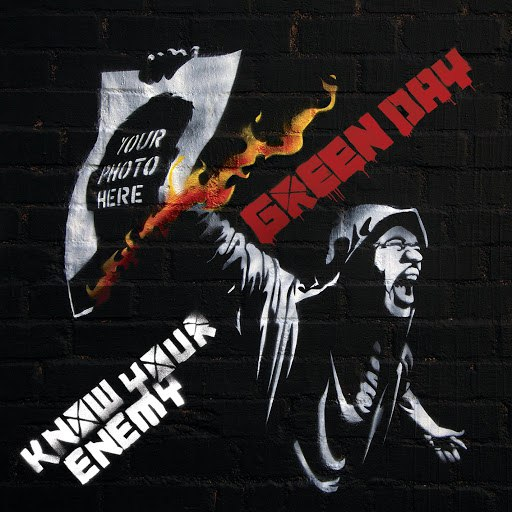 Green Day альбом Know Your Enemy