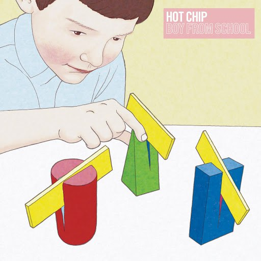 Hot Chip альбом Boy From School [The B-Sides]