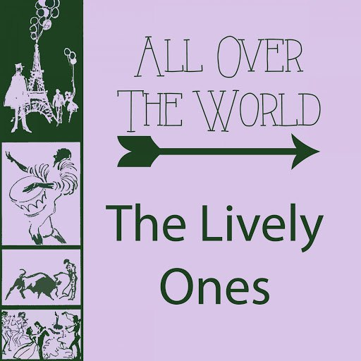 The Lively Ones альбом All Over The World