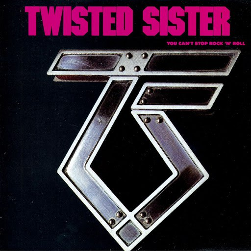 Twisted Sister альбом You Can't Stop Rock 'N' Roll