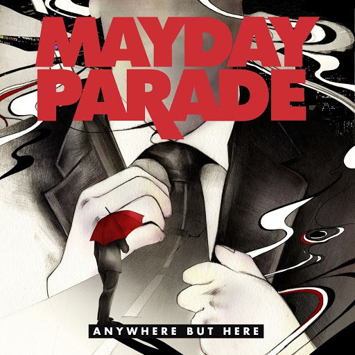 Mayday Parade альбом Anywhere But Here