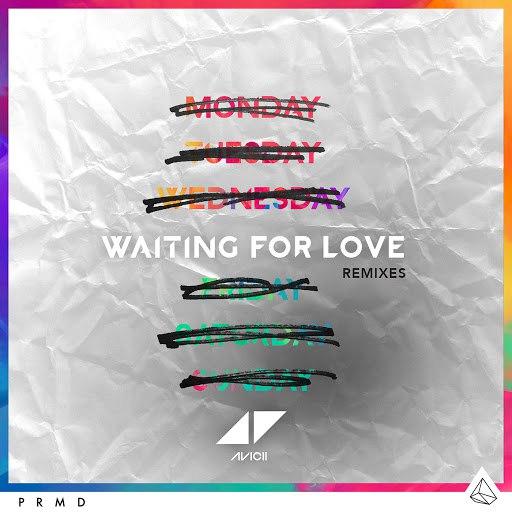 Avicii альбом Waiting For Love (Remixes)