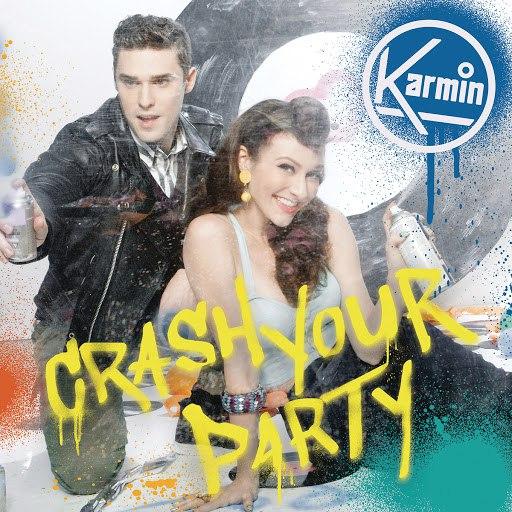 Karmin альбом Crash Your Party
