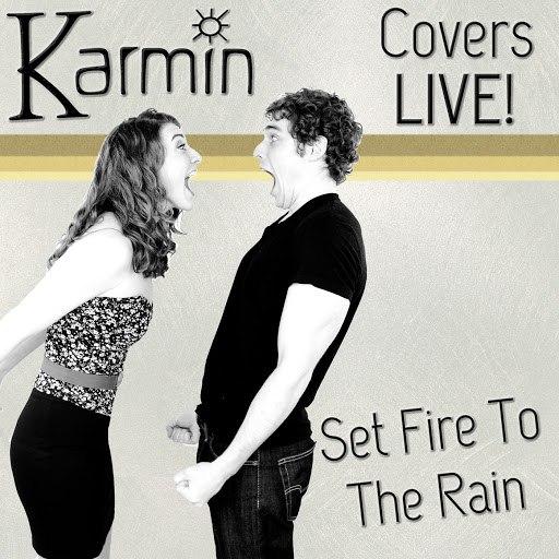 Karmin альбом Set Fire to the Rain (Original by ADELE)