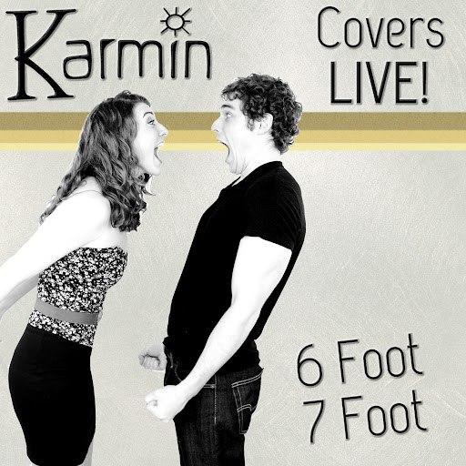 Karmin альбом 6 Foot 7 Foot (Live) [Original by Lil Wayne feat. Cory Gunz]