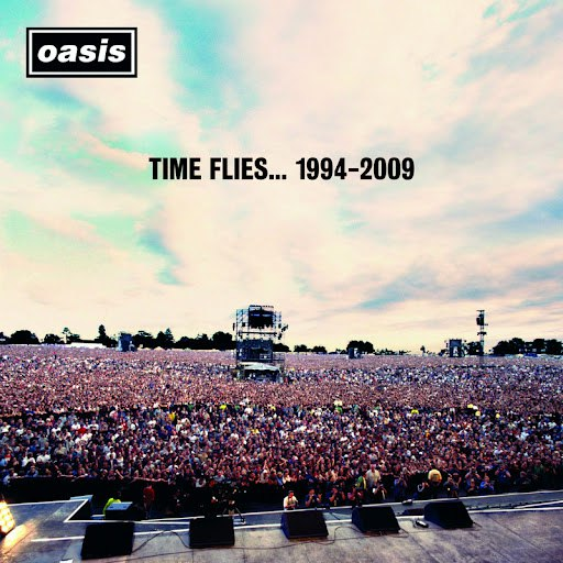 Oasis альбом Time Flies... 1994-2009