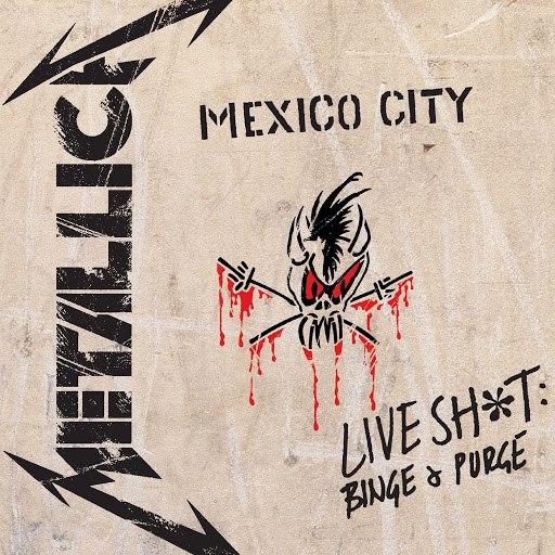 Metallica альбом Live Shit: Binge & Purge