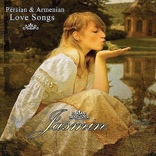 Жасмин альбом Persian & Armenian Love Songs