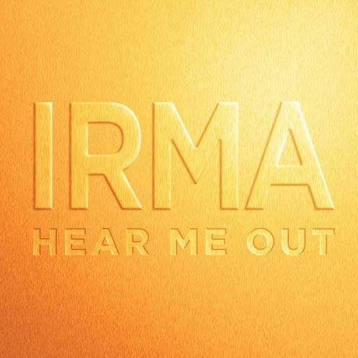 Irma альбом Hear Me Out