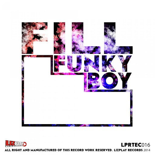 Fill album Funky Boy