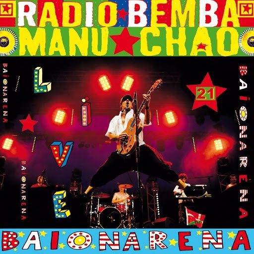 Manu Chao альбом Baïonarena (Live)