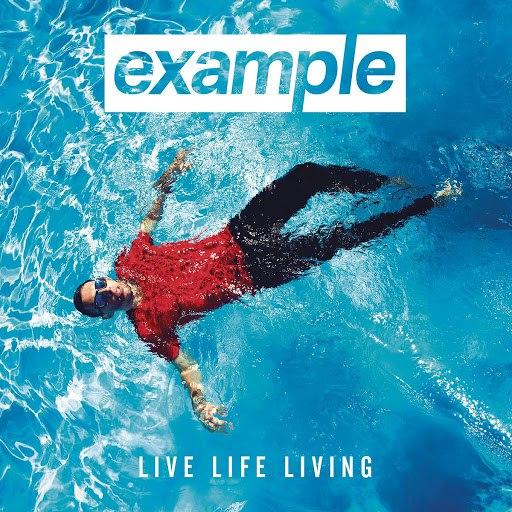 Example альбом Live Life Living