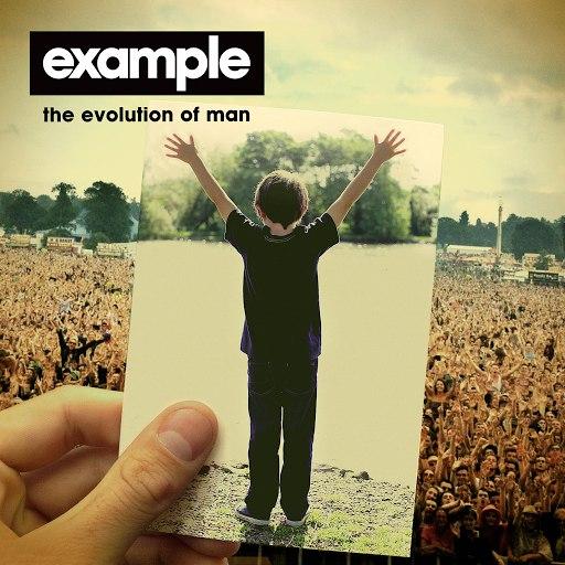 Example альбом The Evolution of Man