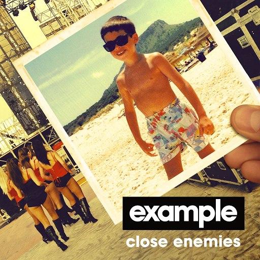 Example альбом Close Enemies