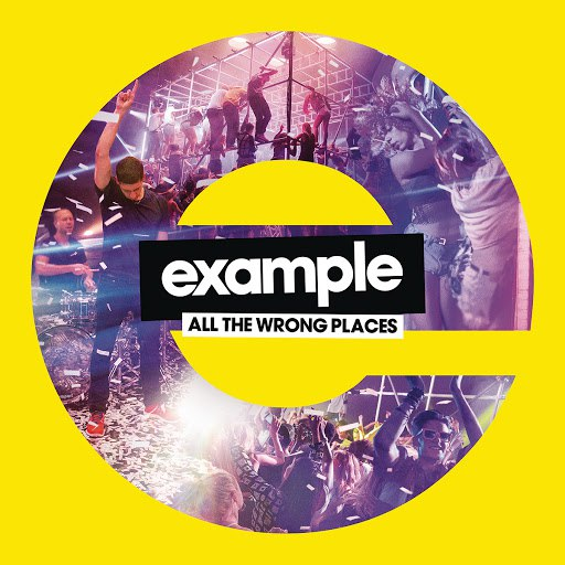 Example альбом All the Wrong Places - The Remixes