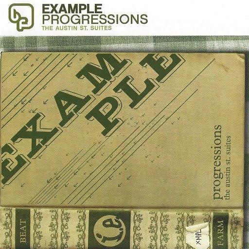 Example альбом Progressions: The Austin St. Suites