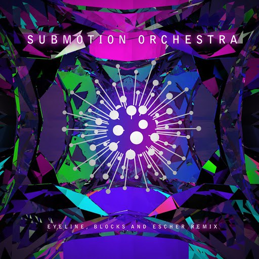 Submotion Orchestra альбом Eyeline