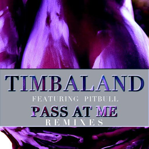 Timbaland альбом Pass At Me (Remixes)