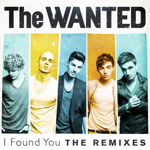 The Wanted альбом I Found You (The Remixes)