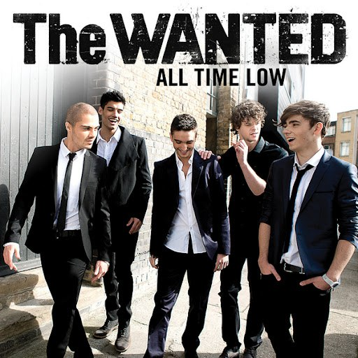 The Wanted альбом All Time Low (Single Mix)
