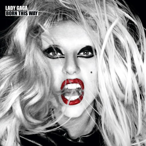 Lady Gaga альбом Born This Way (Special Edition)