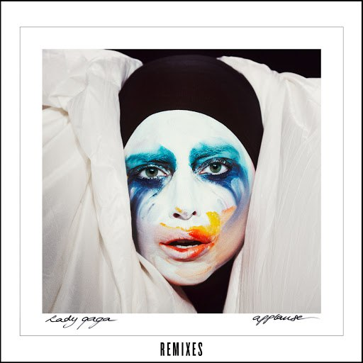 Lady Gaga альбом Applause (Remixes)