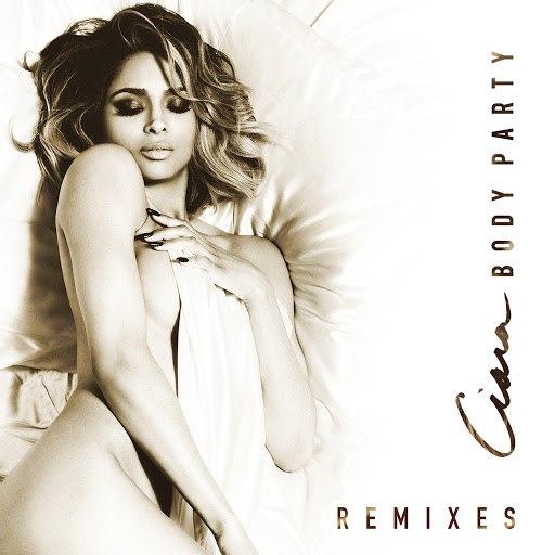 Ciara альбом Body Party - Remixes