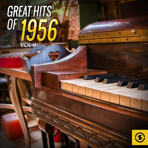 Various Artists альбом Great Hits of 1956, Vol. 4