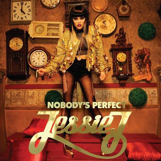 Jessie J альбом Nobody's Perfect