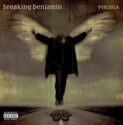 Breaking Benjamin альбом Phobia (Explicit Version)