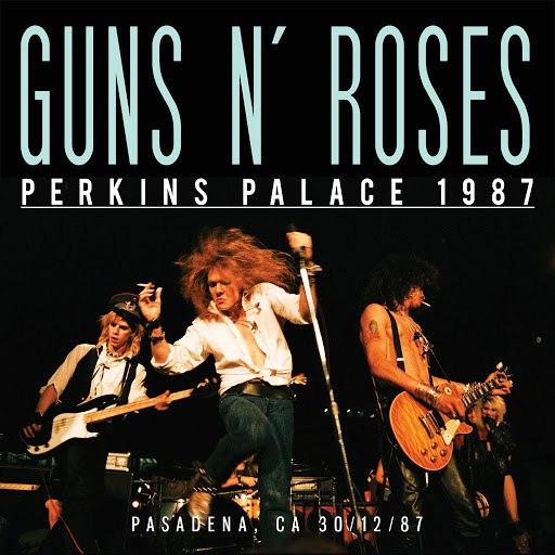 Guns N' Roses альбом Perkins Palace 1987 (Live)