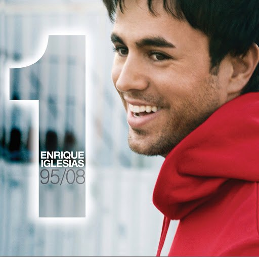 Enrique Iglesias альбом 95/08 Exitos