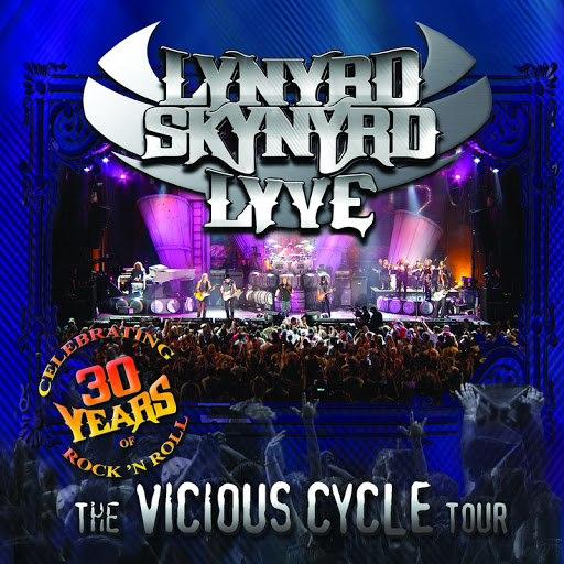 Lynyrd Skynyrd альбом Lynyrd Skynyrd- Lyve