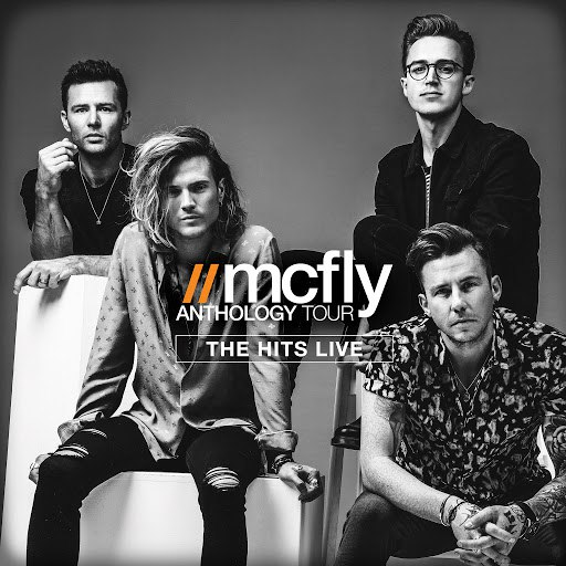 McFly альбом Anthology Tour [The Hits Live]