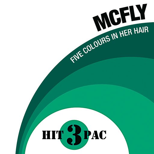 McFly альбом McFly (Five Colours In Her Hair)