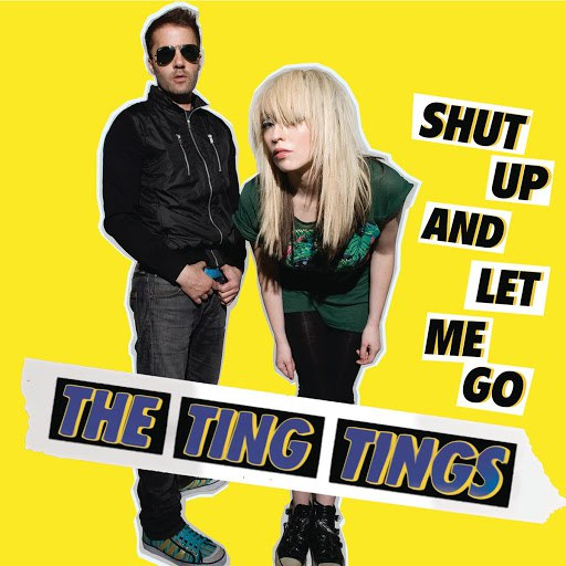 The Ting Tings альбом Shut Up And Let Me Go (Acoustic Version)
