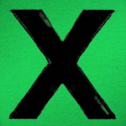Ed Sheeran album x (Deluxe Edition)