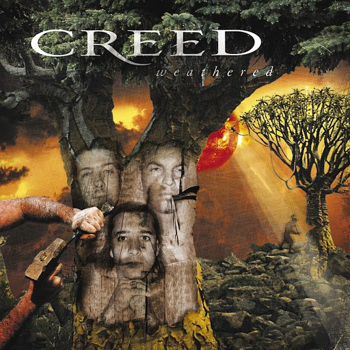 Creed альбом Weathered