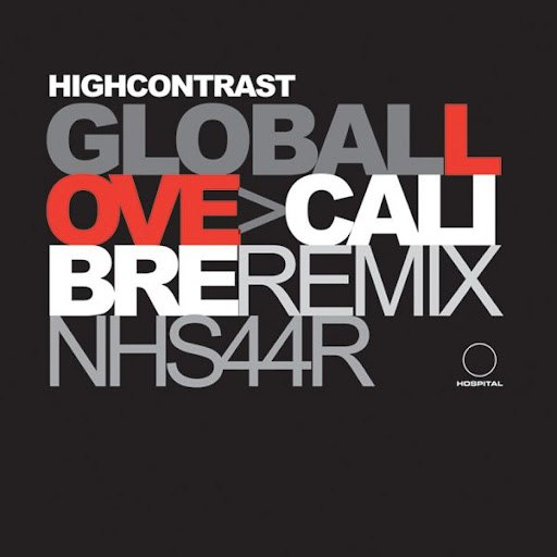 High Contrast альбом Global Love Remixes