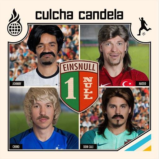 Culcha Candela альбом Einsnull (Grita Gol)
