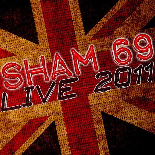 Sham 69 альбом Live in 2011 - Sham 69