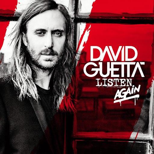 David Guetta альбом Listen Again
