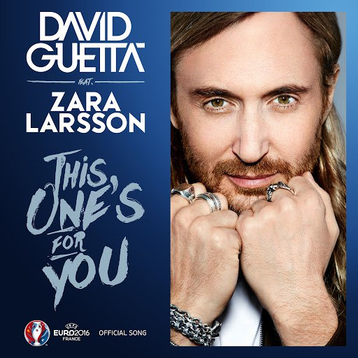 David Guetta альбом This One's For You (Official Song of UEFA EURO 2016)