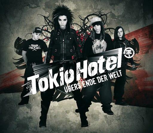 Tokio Hotel альбом Übers Ende der Welt (2-Track International Version)