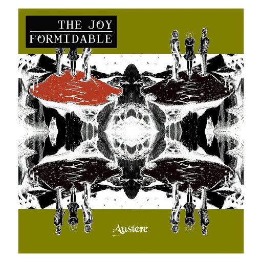 The Joy Formidable альбом Austere