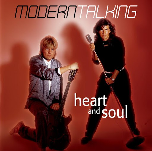 Modern Talking альбом Heart And Soul