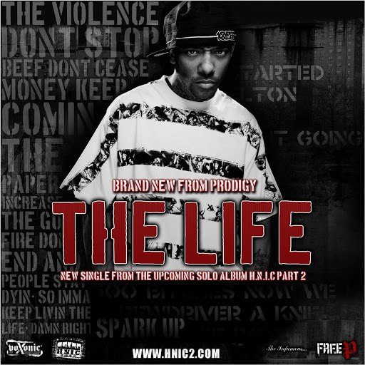 Prodigy альбом The Life EP (Clean)